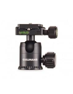 """Cullmann MUNDO MUB2.5B jalustapää Musta 1/4"""" Pallo Cullmann 40165 - 1"""