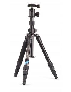 Cullmann Mundo 522T kolmijalka Digitaalinen ja elokuva-kamerat 3 jalkoja Musta Cullmann 55450 - 1