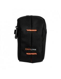 CamLink CL-CB10 kamerakotelo Kompakti kotelo Musta, Oranssi Camlink CL-CB10 - 1