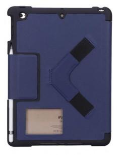 "NutKase NK114B-EL-SHM taulutietokoneen suojakotelo 25.9 cm (10.2"") Avattava kotelo Sininen Nutkase Options NK114B-EL-SHM - 1"