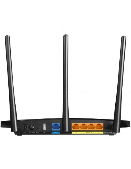TP-LINK Archer A7 langaton reititin Kaksitaajuus (2,4 GHz/5 GHz) Gigabitti Ethernet Musta Tp-link ARCHER A7 - 3