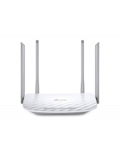 TP-LINK Archer C50 langaton reititin Kaksitaajuus (2,4 GHz/5 GHz) Nopea Ethernet Valkoinen Tp-link C50 - 1