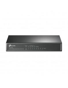 TP-LINK 8-port 10/100 PoE Switch Hallitsematon Musta Power over Ethernet -tuki Tp-link TL-SF1008P - 1
