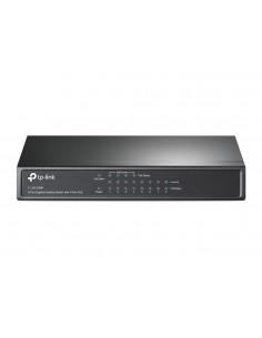TP-LINK TL-SG1008P verkkokytkin Gigabit Ethernet (10/100/1000) Hasselpähkinä Power over -tuki Tp-link TL-SG1008P - 1