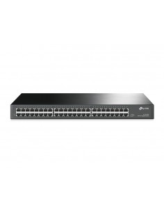 TP-LINK 48-Port Gigabit Switch Hallitsematon Tp-link TL-SG1048 - 1