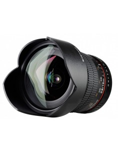 Samyang 10mm f/2.8 ED AS NCS CS Musta Samyang 21511 - 1