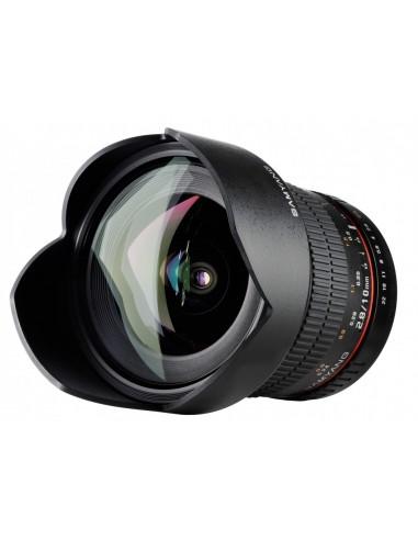 Samyang 10mm f/2.8 ED AS NCS CS Musta Samyang 21511 - 1