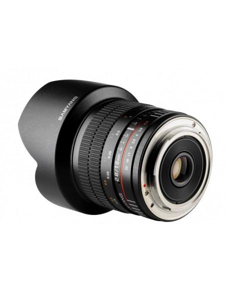 Samyang 10mm f/2.8 ED AS NCS CS Musta Samyang 21511 - 2