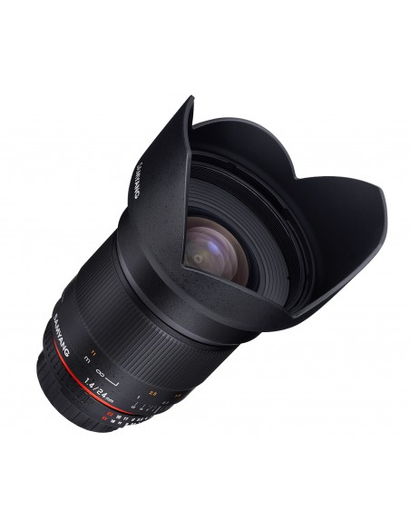 Samyang 24mm F1.4 ED AS IF UMC, Nikon AE SLR Laajakulmaobjektiivi Musta Samyang 21514 - 3