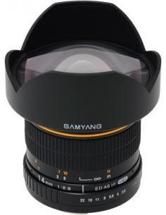 Samyang 14mm f/2.8 IF ED UMC Aspherical MILC/SLR Ultralaajakulmaobjektiivi Musta Samyang 21522 - 1