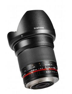 Samyang 16mm f/2.0 Canon EF MILC Musta Samyang 21530 - 1