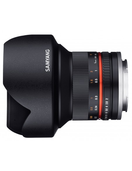 Samyang 12mm F2.0 NCS CS MILC Superlaajakulmaobjektiivi Samyang 21576 - 4