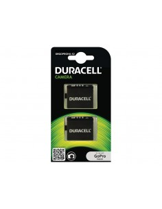 Duracell DRGOPROH4-X2 kameran/videokameran akku Litiumioni (Li-Ion) 1160 mAh Duracell DRGOPROH4-X2 - 1