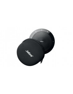 Jabra SPEAK 510+ kaiutinpuhelin Universaali Musta USB/Bluetooth Jabra 7510-409 - 1
