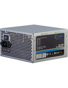 Inter-Tech Coba CES-350B virtalähdeyksikkö 350 W 20+4 pin ATX Hopea Inter-tech Elektronik Handels 88882095 - 1