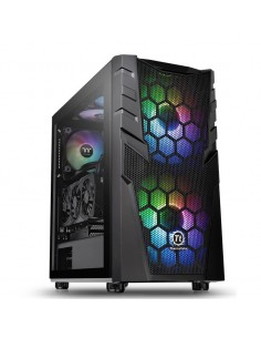 Thermaltake Commander C 32 Midi Tower Musta Thermaltake CA-1N3-00M1WN-00 - 1