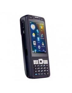 """Opticon H22-2D mobiilitietokone 9.4 cm (3.7"""") 480 x 640 pikseliä Kosketusnäyttö 340 g Musta Opticon 12755 - 1"""
