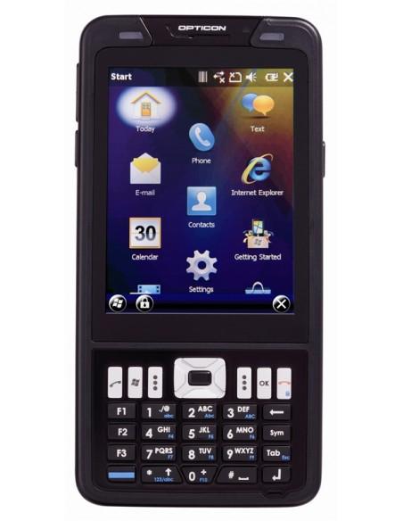 """Opticon H22-2D mobiilitietokone 9.4 cm (3.7"""") 480 x 640 pikseliä Kosketusnäyttö 340 g Musta Opticon 12755 - 4"""