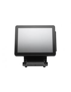 "Partner Tech SP-1060 38,1 cm (15"") 1024 x 768 pikseliä Kosketusnäyttö 2,7 GHz i3-6100TE All-in-one Musta Partner Tech IMP.SP1060"
