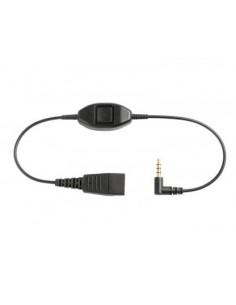 Jabra QD/3.5mm 3.5 mm Musta Gn Netcom 8800-00-103 - 1
