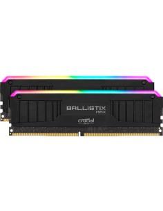Crucial Ballistix MAX muistimoduuli 32 GB 2 x 16 DDR4 4400 MHz Crucial Technology BLM2K16G40C18U4BL - 1