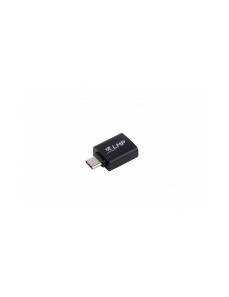 LMP 13865 kaapeli liitäntä / adapteri USB-C USB A Musta Lmp 13865 - 1