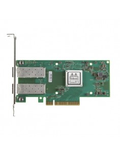 Mellanox Technologies MCX512A-ACAT verkkokortti Kuitu 25000 Mbit/s Sisäinen Mellanox Hw MCX512A-ACAT - 1
