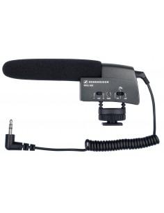 Sennheiser MKE 400 Digitaalinen videokameramikrofoni Musta Sennheiser 502047 - 1