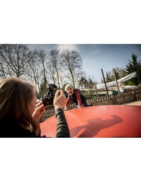 Sennheiser MKE 400 Digital camcorder microphone Musta Sennheiser 502047 - 17