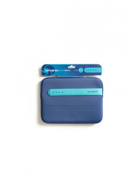 """Samsonite Colorshield laukku kannettavalle tietokoneelle 25.9 cm (10.2"""") Suojakotelo Sininen Samsonite 24V.011.005 - 2"""