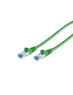 No-name Patchkabel Cat6a Rj45 S/ftp 20m Green No-name 75726-G - 1