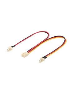 Goobay Internal Fan Power Cable 0.22 m No-name 93880 - 1