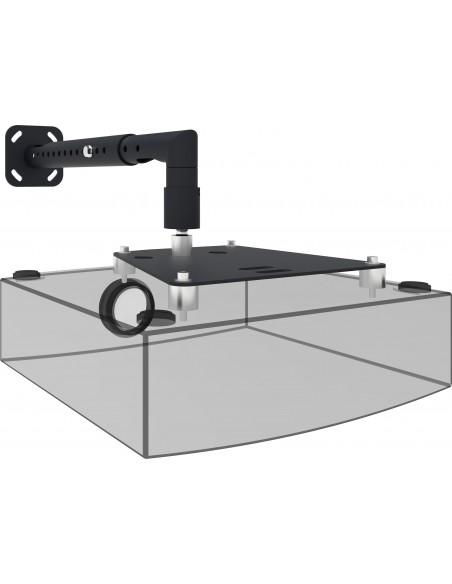SmartMetals 002.1001 projektorin kiinnityksen lisätarvikkeet Musta, Harmaa, Hopea Smartmetals 002.1001 - 4