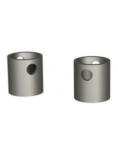SmartMetals 002.1160 projektorin kiinnityksen lisätarvikkeet Harmaa, Hopea Smartmetals 002.1160 - 1