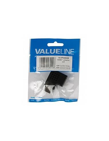Valueline HDMI m/f Musta Valueline VLVP34903B - 1