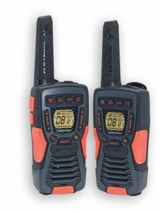 Cobra AM-1035PMR radiopuhelin 8 kanavaa 446.00625 - 446.09375 MHz Musta, Oranssi Cobra AM 1035 FLT - 1