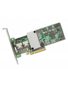 Broadcom MegaRAID SAS 9260-8i RAID-ohjain PCIe 2.0 6 Gbit/s Broadcom LSI00198 - 1