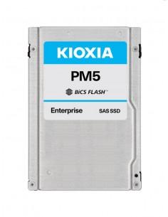 """Kioxia PM5-M 2.5"""" 1600 GB SAS 3D TLC Kioxia KPM51MUG1T60 - 1"""