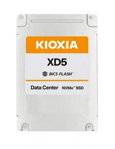 "Kioxia XD5 2.5"" 960 GB PCI Express 3.0 BiCS FLASH TLC NVMe Kioxia KXD51RUE960G - 1"