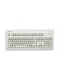 CHERRY G80-3000 näppäimistö USB QWERTZ Saksa Harmaa Cherry G80-3000LPCDE-0 - 1
