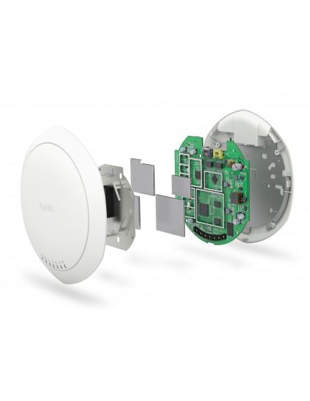 Zyxel NWA1123 AC Pro NebulaFlex WLAN-tukiasema 1300 Mbit/s Valkoinen Zyxel NWA1123ACPRO-EU0104F - 7