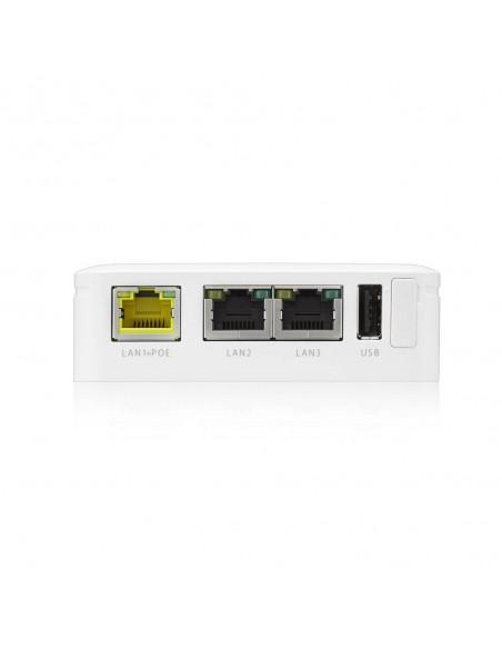 Zyxel NWA1302-AC 1000 Mbit/s Power over Ethernet -tuki Valkoinen Zyxel NWA1302-AC-EU0101F - 4