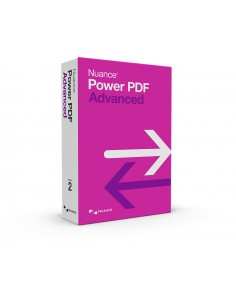 Nuance Power PDF Advanced 2.0 huolto- ja tukipalvelun hinta Nuance MNT-AV09Z-F00-2.0-F - 1