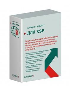 Kaspersky Lab Security for xSP, EU, 500-999 Mb, 2Y, Base RNW Peruslisenssi 2 vuosi/vuosia Kaspersky KL5811XQQDR - 1