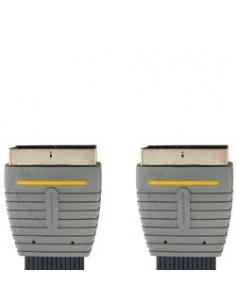 Bandridge BVL7305 SCART kaapeli 5 m (21-pin) Musta, Harmaa Bandridge BVL7305 - 1