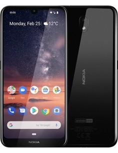 """Nokia 3.2 15,9 cm (6.26"""") 2 GB 16 Musta 4000 mAh Nokia 719901071341 - 1"""