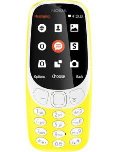 """Nokia 3310 6.1 cm (2.4"""") Keltainen Nokia A00028089 - 1"""