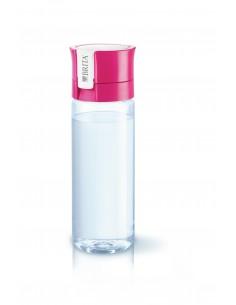 Brita Fill&Go Bottle Filtr Pink Veden suodatuspullo Vaaleanpunainen, Läpinäkyvä Brita 061 227 - 1