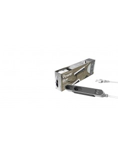 Allocacoc PowerBar USB jatkojohto 2 AC-pistorasia(a) Harmaa, Valkoinen Allocacoc 9102/PB2SEU - 1