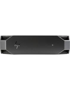 HP Z2 mini G4 i7-8700 PC 8:e generationens Intel® Core™ i7 16 GB DDR4-SDRAM 512 SSD Windows 10 Pro Arbetsstation Svart Hp 4RX06E